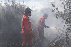 Karhutla Kembali Membara di Siak, Tim Manggala Agni Berjibaku Padamkan Api