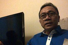Zulkifli Hasan Instruksikan Kader PAN di DPRD DKI Cabut Hak Angket terhadap Ahok