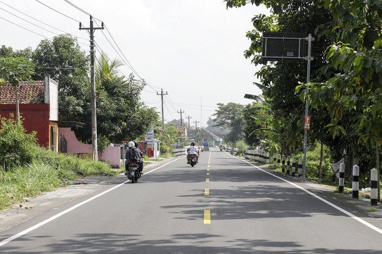 Ditjen Bina Marga membangun akses jalan dan jembatan di 5 Kawasan Strategis Pariwisata Nasional (KSPN) destinasi super prioritas. Salah satu destinasi pariwisata tersebut adalah Borobudur.
