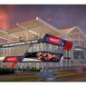 Desain Race Control Sirkuit Mandalika dengan Atap Ikonik