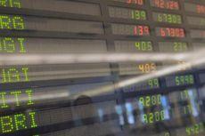 Terkerek Bursa Global, IHSG Ditutup Menguat 25,14 Poin