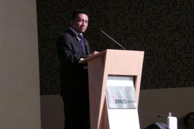 Menteri Komunikasi dan Informatika Tifatul Sembiring