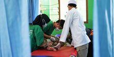Peringati Idul Yatama, Dompet Dhuafa Gandeng Ponpes An-nur Bogor Gelar Khitanan Massal