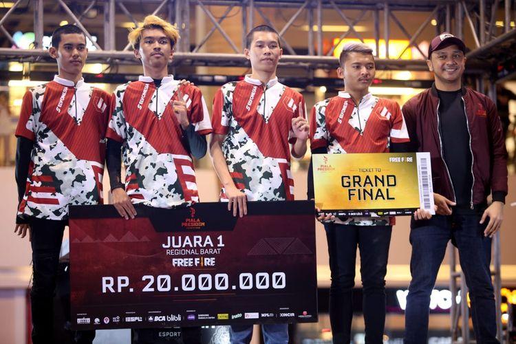 Profil Finalis Indonesia Di Final Piala Presiden Esports 2020 Halaman All Kompas Com