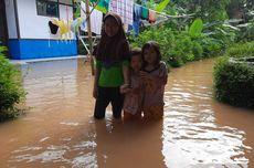 Banjir Surut, BPBD Tasikmalaya Imbau Warga Tetap Waspada