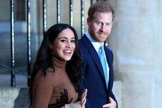 Pangeran Harry dan Meghan Resmi Melepas Gelar Kehormatannya