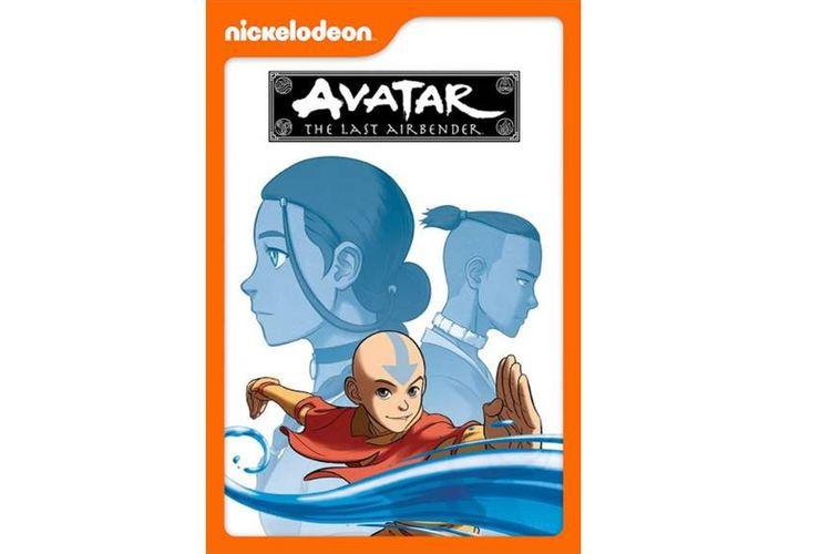 Tangkapan layar poster Avatar The Last Air Bender dari Nickeledeon.