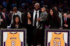 LA Lakers Persembahkan Gelar Juara NBA untuk Mendiang Kobe dan Gianna