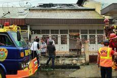 Lagi, Rumah Kosong Terbakar di Singkawang