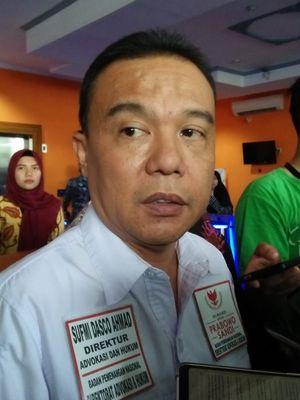 Dasco di Bawaslu laporkan pelanggaran pemilu