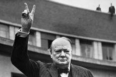 Winston Churchill dan Kalimat Motivasi Legendarisnya