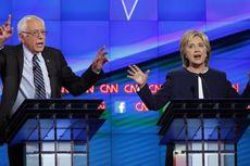 Hillary Clinton Masih Favorit Kuat Demokrat, tetapi Sanders Mulai Mengancam