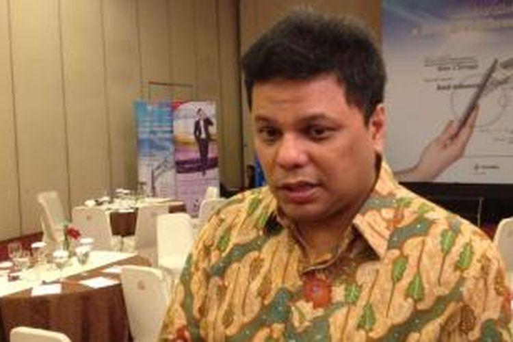 Deputi Direktur Departemen Kebijakan dan Pengawasan Pembayaran Bank Indonesia, Yura A. Djalins