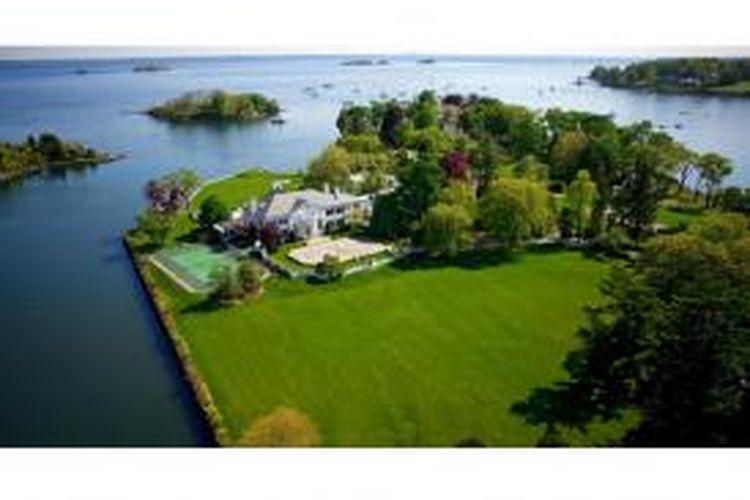 Rumah kenangan Donald Trump dan Ivana dijual seharga 54 juta dollar AS.