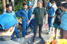 Ketua DPRD DKI Marah Lihat Trotoar yang Direvitalisasi Dibongkar karena Tak Ada Bak Kontrol