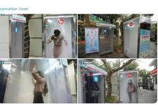 Tekan Penyebaran Corona, Vietnam Buat Bilik Disinfeksi untuk Bersihkan Virus dan Bakteri