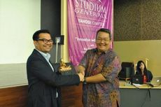 Semangat Yahoo! di Binus University