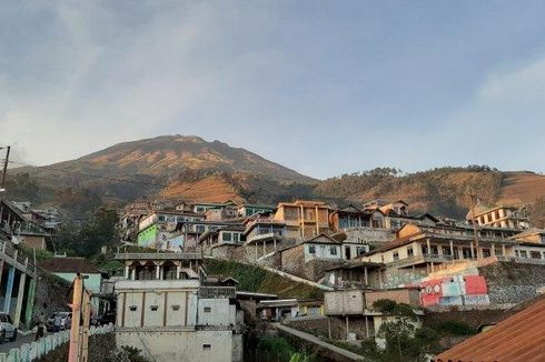 Dusun Butuh Disebut Mirip Nepal, Inikah Dusun Tertinggi di Magelang?