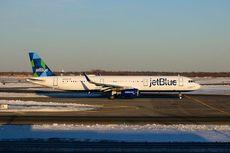 Maskapai JetBlue Tawarkan Tes Covid-19 dari Rumah, Seperti Apa?