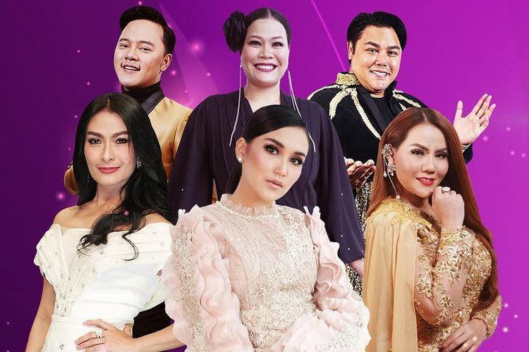 Para juri Kontes Dangdut Indonesia (KDI) 2020 siap berdebat panjang demi mendukung jagoan masing-masing di malam Grand Final KDI yang akan disiarkan MNCtV mulai pukul 19.00 WIB.