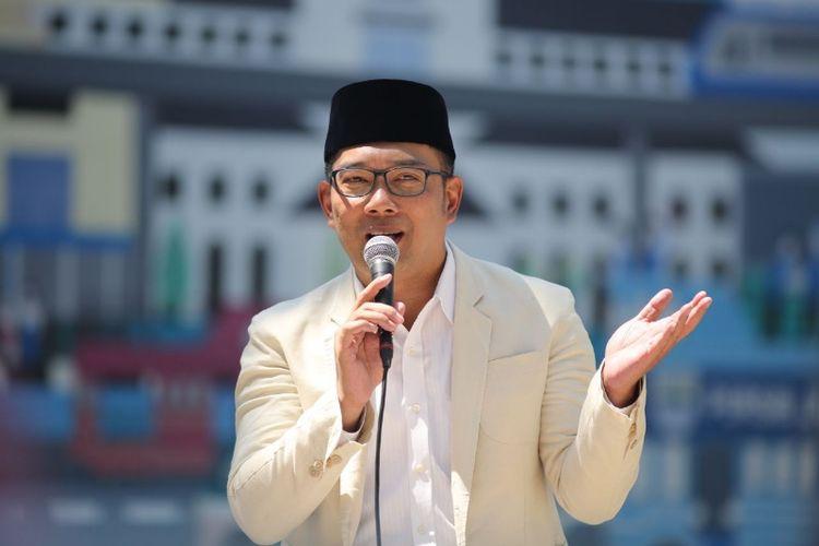Wali Kota Bandung Ridwan Kamil saat ditemui dalam acara Bandung Menjawab, Selasa (19/9/2017)