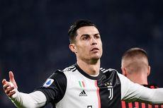 Cristiano Ronaldo Terancam Hukuman 2 Tahun Larangan Bermain