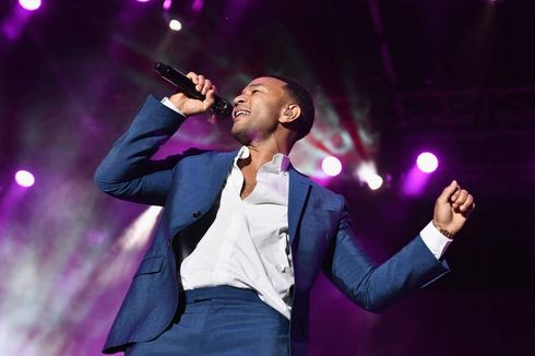 Lirik dan Chord Lagu For the First Time - John Legend