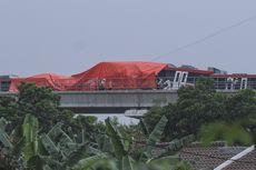 LRT yang Rusak akibat Tabrakan di Cibubur Segera Diperbaiki di Madiun