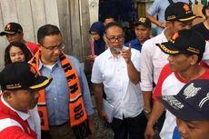 Saat Bambang Widjojanto Gantikan Anies Bicara di Kampung Pesing Koneng