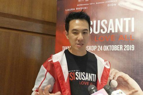 Daniel Mananta Deg-degan Produseri Film Susi Susanti: Love All