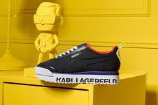 Hitam, Merah, dan Putih dalam Koleksi Puma X Karl Lagerfeld