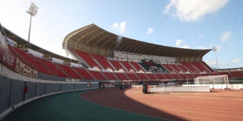 Stadion Iberostar yang menjadi markas Real Mallorca.