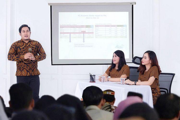 Founder Hadi & Partners Tax and Management Consultant Sofyan Hadi
