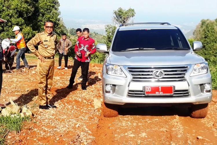 Pembangunan Jalan Bua-Rantepoa Telan Biaya Rp 200 Miliar