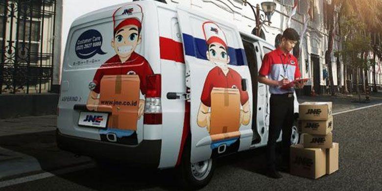 Cegah Corona Jne Anjurkan Pelanggan Bersihkan Paket Sebelum Dikirim