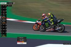 Komentar Marquez dan Rossi soal Insiden Sesi Kualifikasi GP San Marino