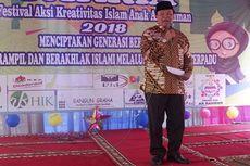 Kunjungi SDIT Ar Rahman, Wakil Ketua MPR RI Tes Hafalan UUD NRI 1945
