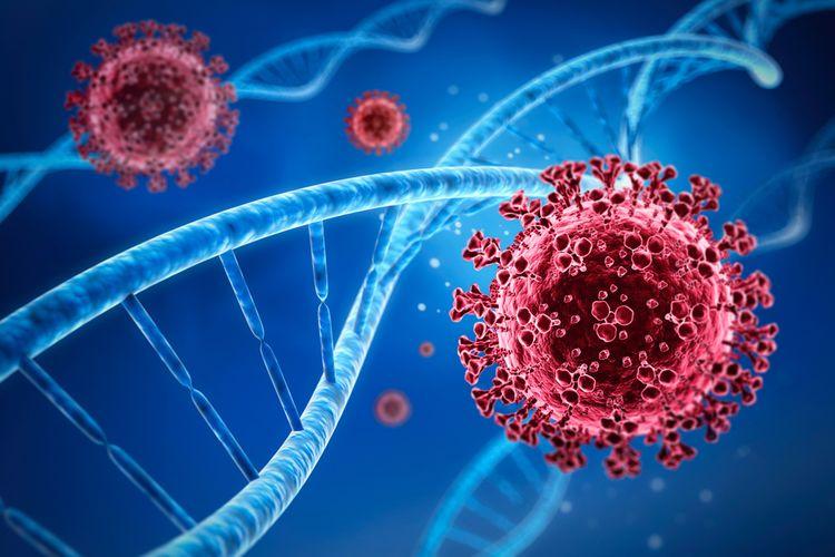 Peneliti China Klaim Virus Corona Berasal dari India