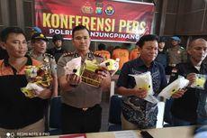 Polisi Tanjungpinang Gagalkan Penyelundupan 6 Kg Sabu Jenis Baru