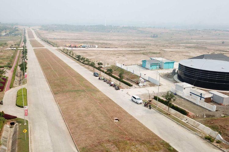 Kawasan Karawang New Industry City garapan CFLD International (Indonesia)