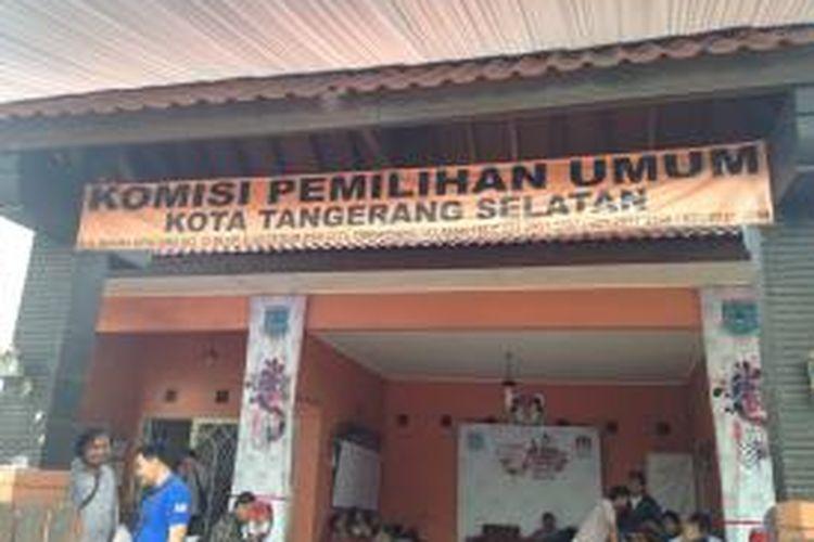 Kantor Komisi Pemilihan Umum (KPU) Tangerang Selatan, BSD City, Tangerang Selatan