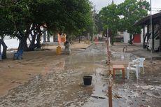 Waspada! Banjir Rob Terjang Pesisir Selatan Bali