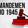 Tanda-tanda Amandemen UUD 1945 dan Kekhawatiran soal Masa Jabatan Presiden