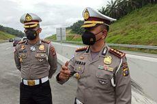 Mengebut Melebihi 80 Km Per Jam di Tol Pekanbaru-Dumai Siap-siap Ditangkap Polisi