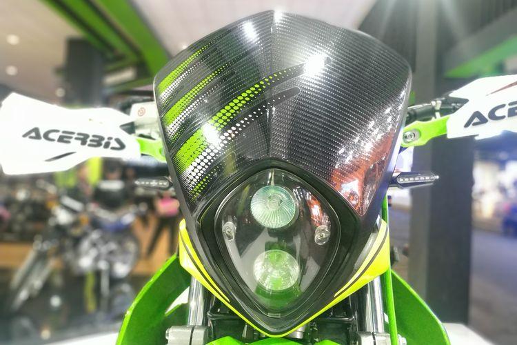 Kawasaki KLX 230 Modifikasi