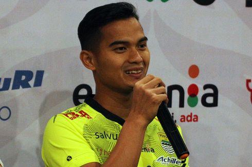 Meski Berpuasa, Kiper Persib Bandung Tetap Nikmati Program Latihan