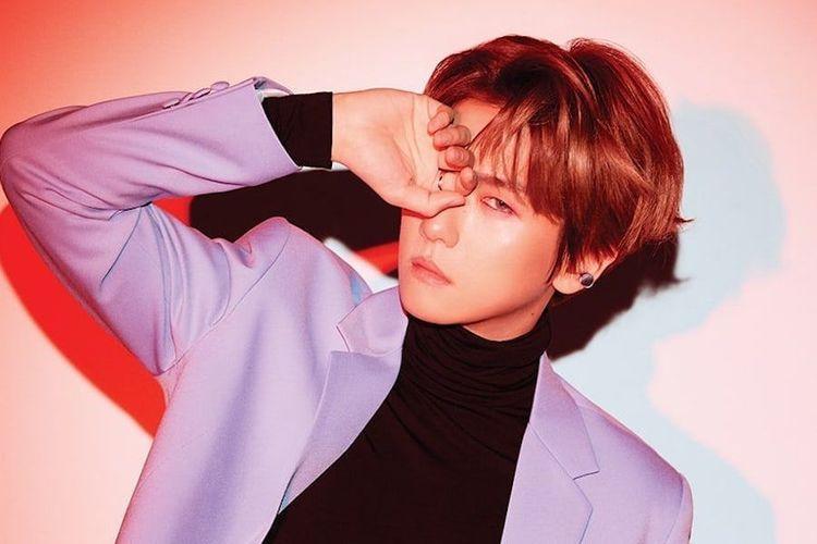 Member boyband EXO, Baekhyun