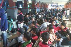 Terminal Ubung Dibanjiri 3.000 Penumpang Bus