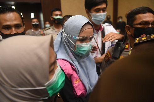 Jaksa Pinangki Tersedu-sedu, Meminta Belas Kasih JPU dan Majelis Hakim