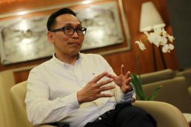 Direktur Utama Garuda Indonesia Arif Wibowo.